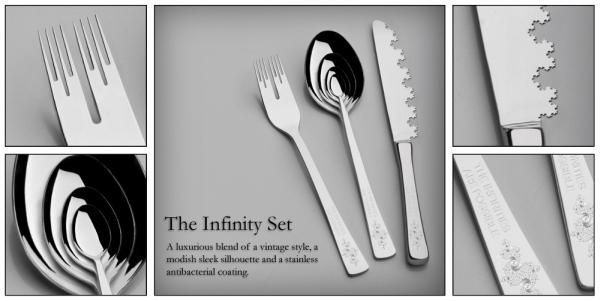 Fractal Cutlery